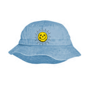 808 Smiley Bucket Hat