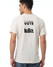 Load image into Gallery viewer, Support Voting Tee