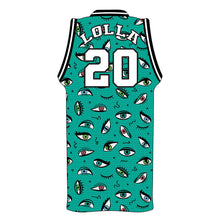 Load image into Gallery viewer, Authentic Lolla Basketball Jersey