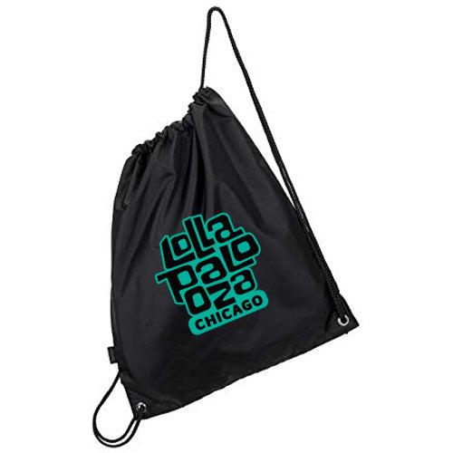 Lollapalooza Cinch Bag
