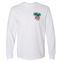 Load image into Gallery viewer, Long sleeve Palm Tree