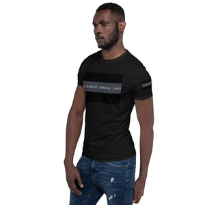 OFFICIAL MEN'S THE BLACKEST CHANNEL EVER T-SHIRT #1
