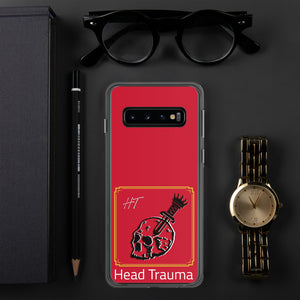 Head Trauma Samsung Case
