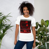 Road Runner ENT  T-Shirt Red/White