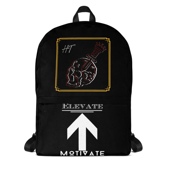 Head Trauma Backpack 2.0 Black