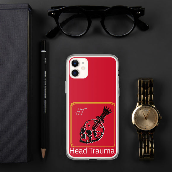 Head Trauma iPhone Case