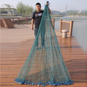 Cast Net - Ultimate Fishing Net