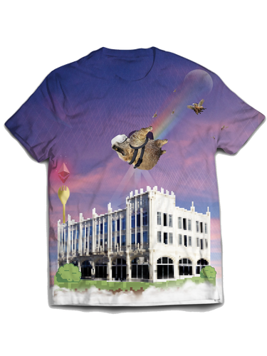 Spork Marmot Virtual Castle Sublimated Shirt [2021]