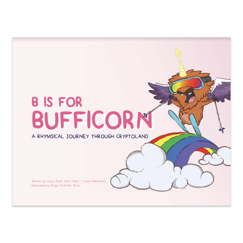 B is for Bufficorn Children's Book