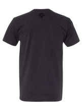 Load image into Gallery viewer, ETHDenver Black Logo Shirt - Men's Cut [2020]