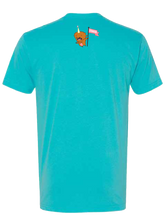 Load image into Gallery viewer, ETHDenver Teal Bufficorn Shadow Shirt [2019]