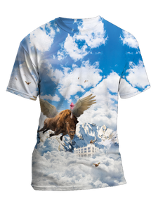 PegaBufficorn & Marmot Clouds Shirt [2020]