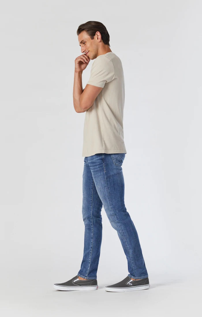 The Charlie High Rise Skinny Ankle - Georgina