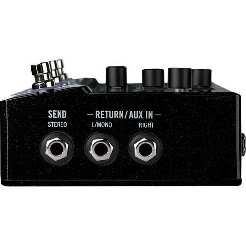 Line 6 HX Stomp Effects Pedalboard Guitar Pedal - Black