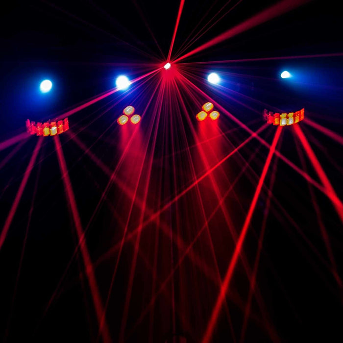 Chauvet DJ GigBAR 2 Multi-Effect 4-in-1 Lighting System