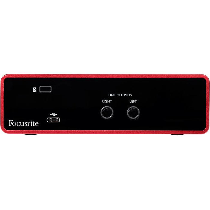 Focusrite Scarlett Solo MK3 - Audio Interface
