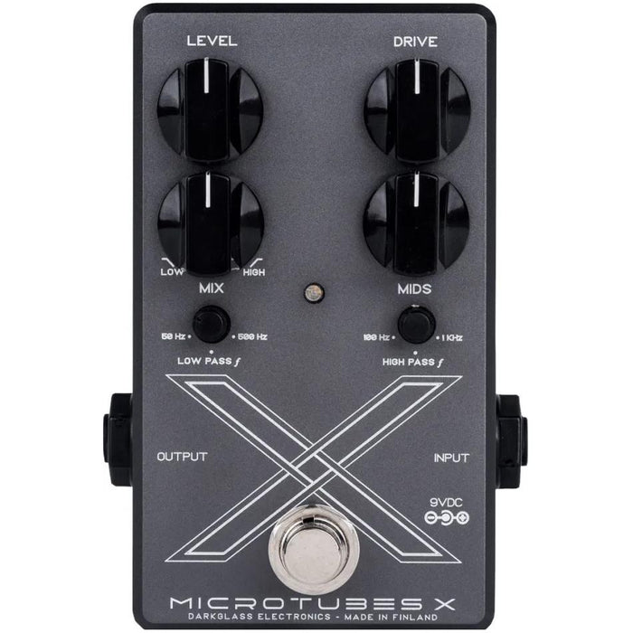 Darkglass Microtubes X Multiband Distortion Pedal