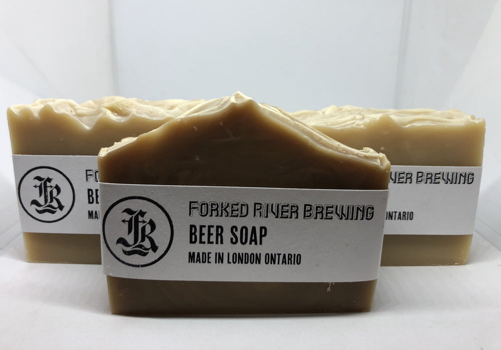 Forked River Beer Soap