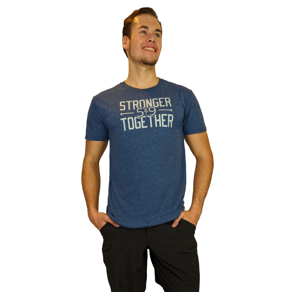 """""""Stronger Together"""" Tee"""