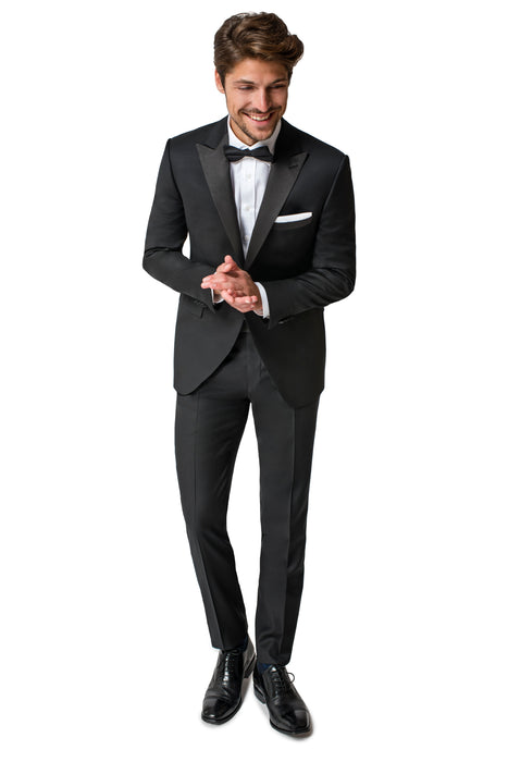 Paul Betenly Rico Black Tuxedo