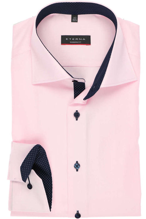 Eterna Pink Dress Shirt