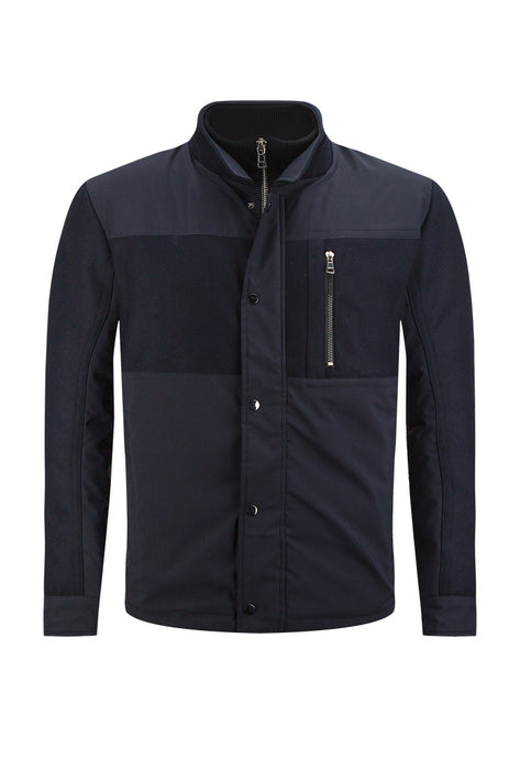 Bugatchi Full Zip Performance Jacket
