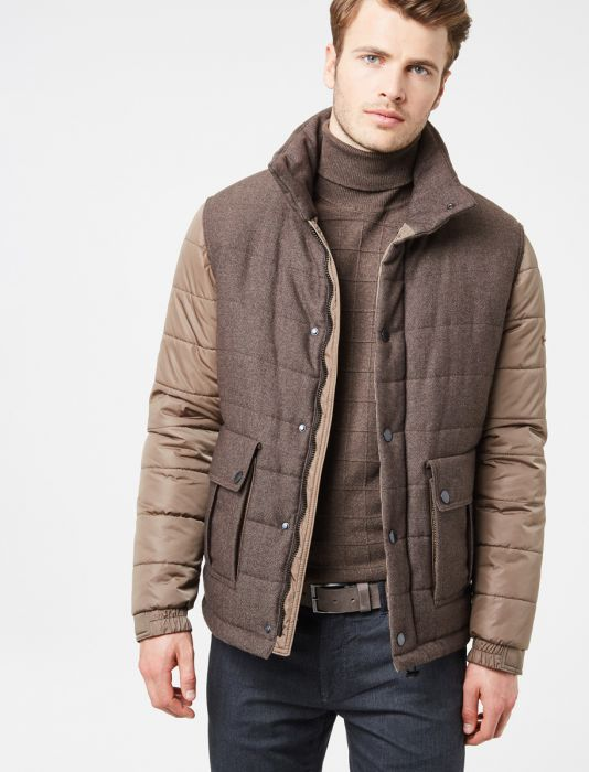 Baldessarini Quilted Jacket