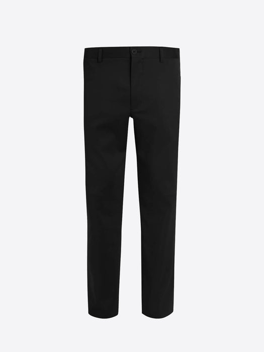 Bugatchi Performance Black Pant