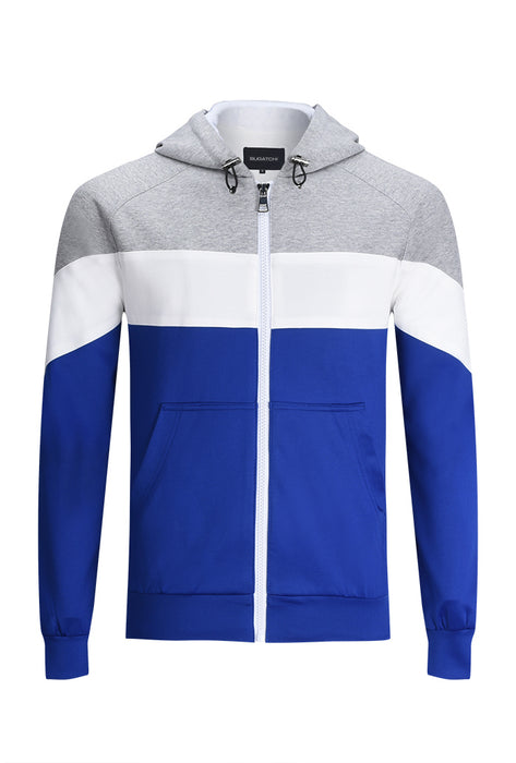 Bugatchi Hooded Sweatshirt