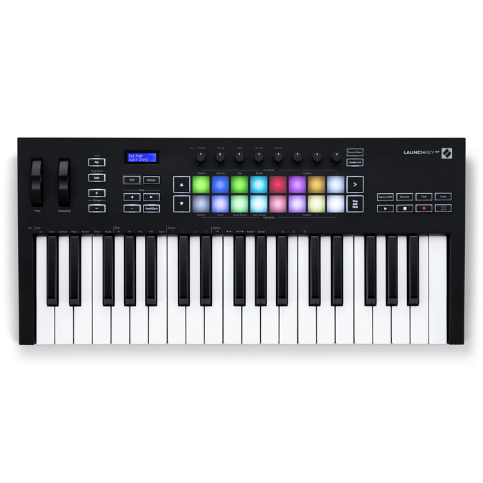 Novation Launchkey 37-Key Fully Integrated Midi Keyboard Controller
