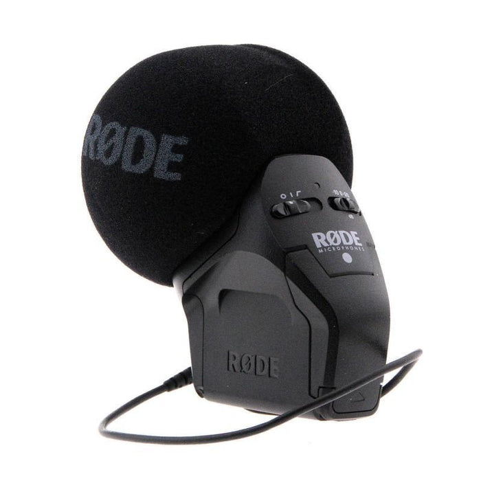 Rode Microphones Stereo VideoMic Pro w/ Rycote