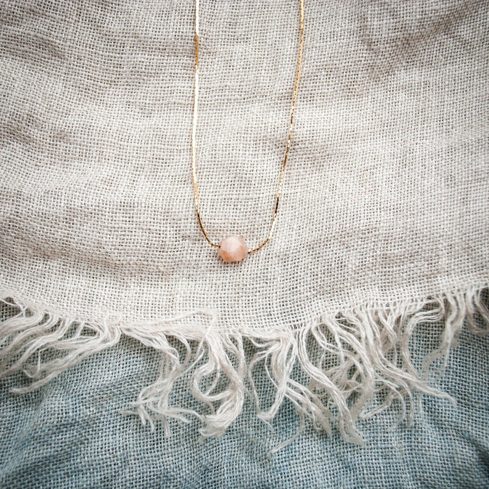 Rosaline Necklace