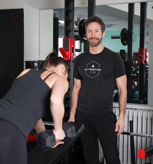 Two 45-minute Personal Training sessions