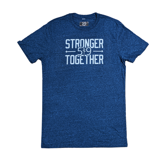 """Stronger Together"" Tee"