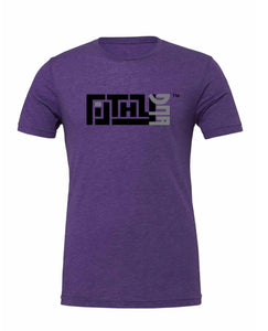 Heather Purple Filthy DnA Trademark T-Shirt