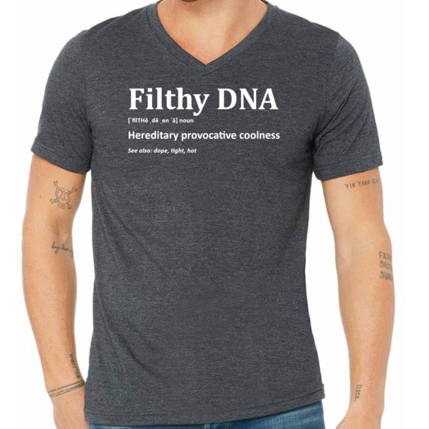 Filthy DNA Defined men's t-shirt