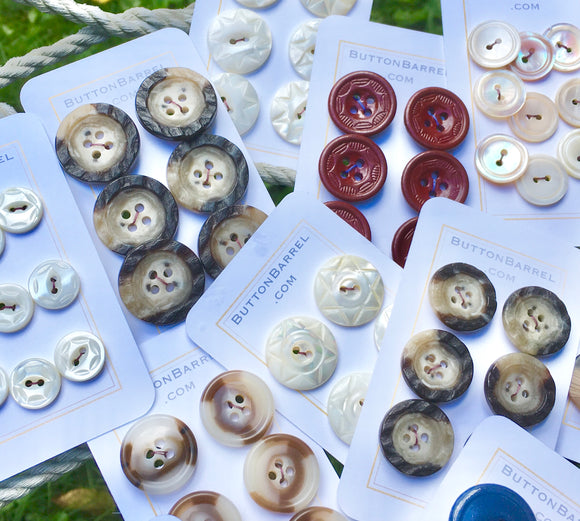 Vintage & Antique Buttons