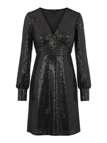 Vero Moda Darling Party Dress Black