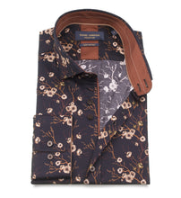 Load image into Gallery viewer, Guide London Blossom Print Shirt Black