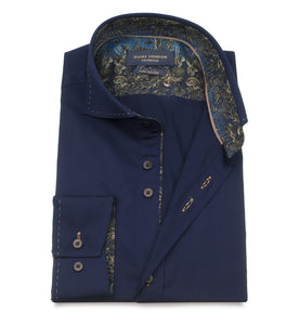 Guide London Tailor Stitch Shirt Navy