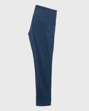 Load image into Gallery viewer, Gant Slim Satin Chino Marine
