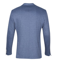 Load image into Gallery viewer, Guide London Textured Plain Jacket Blue (JK3396)