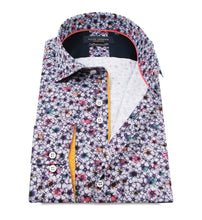 Load image into Gallery viewer, Guide London Multi Colour Floral Shirt