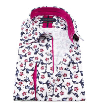 Load image into Gallery viewer, Guide London Floral Print Shirt LS75725