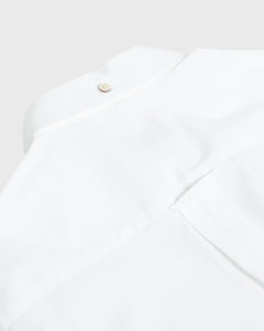 Gant The Broadcloth Short Sleeve Shirt White
