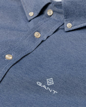 Load image into Gallery viewer, Gant Tech Prep Pique Shirt Marine