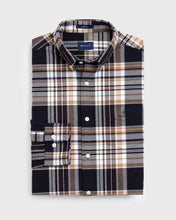 Load image into Gallery viewer, Gant Brushed Oxford Shirt Evening Blue