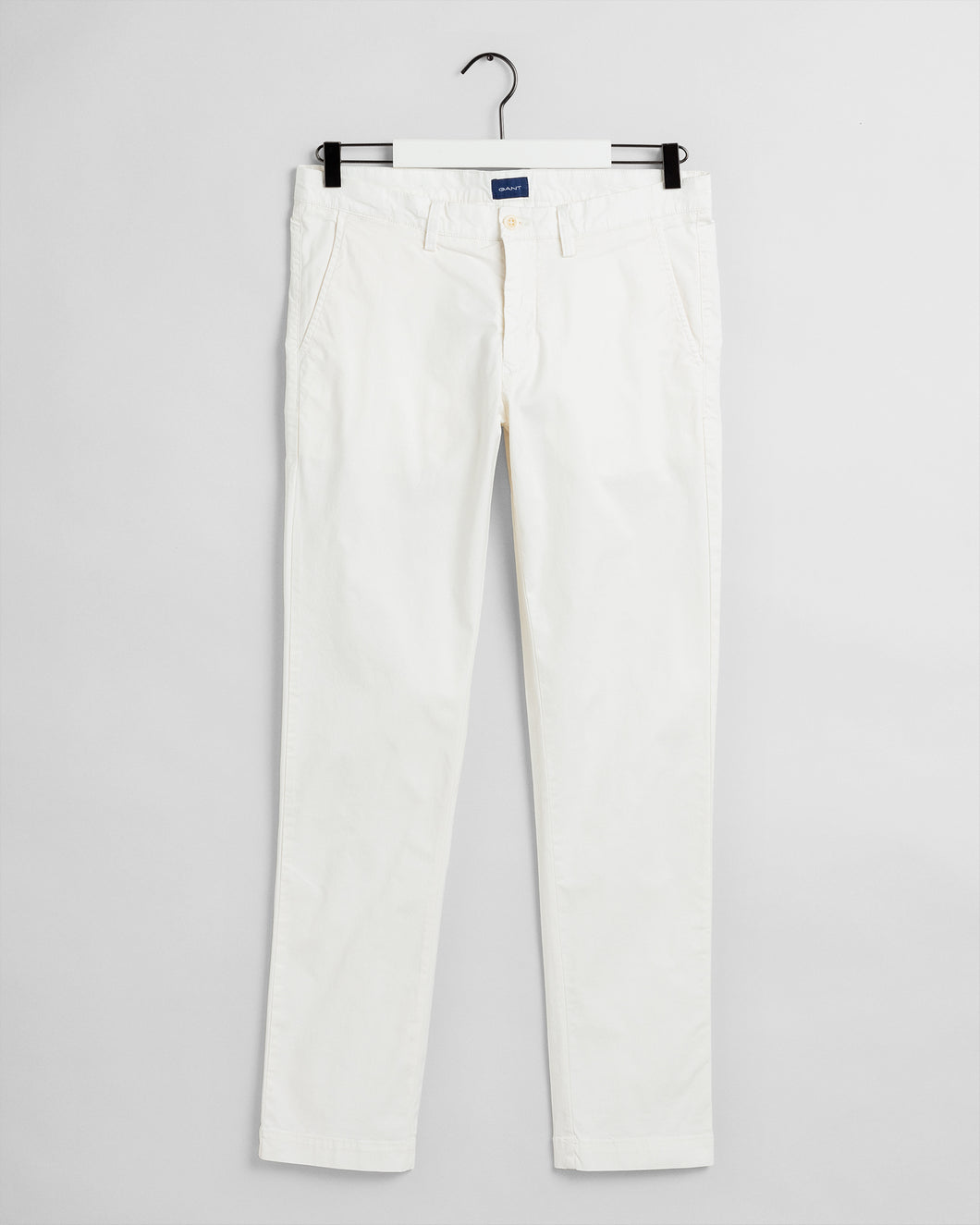Gant Slim Sunfaded Chino Eggshell