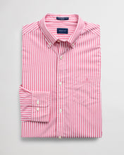Load image into Gallery viewer, Gant Broadcloth Stripe Shirt Rose