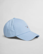Load image into Gallery viewer, Gant Twill Cap Hamptons Blue